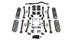 "Teraflex Alpine CT3 Short Arm Suspension System 3.5"" No Shocks for 18+ Jeep Wrangler JL 2 Door 1523200"