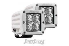 Rigid Industries D-Series PRO LED Light Pair - Spot Pattern 602213