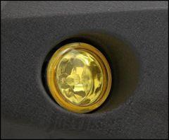 SmittyBilt M1 Truck Bumper Amber Fog Light 612800-02