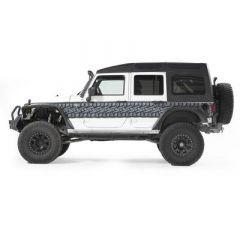 Smittybilt Safari Hard Top (Black) for 07-18 Jeep Wrangler JK Unlimited 618702