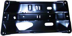 Crown Automotive Transmission Skid Plate (Black) For 1987-95 Jeep Wrangler YJ Models 52003960
