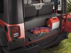 MOPAR Heavy Duty Off Road Rear Bumper For 2007-18 Jeep Wrangler JK 2 Door & Unlimited 4 Door Models 82213579AC
