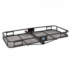 """Pro Series Cargo Carrier With 5-½ Sides 60"""" X 24"""" - Fits all 2"""" Receiver Hitches 63153"""