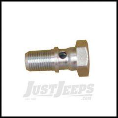 Omix-ADA Brake Master Cylinder Fitting Bolt for 1941-45 Willys MB 1945-49 Jeep CJ-2A 1948-53 CJ-3A M38 1953-65 CJ3B 1955-66 CJ Series 16721.08