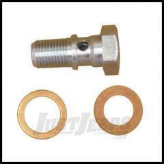 Omix-ADA Brake Master Cylinder Bolt & Washer Kit For 1941-45 MB 1945-49 CJ-2A 1948-53 CJ-3A M38 1953-64 CJ3B And 1955-65 CJ5 16721.09