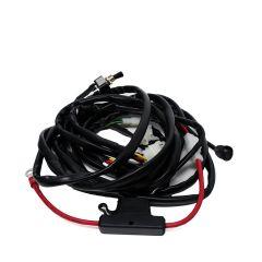 Baja Designs S8/IR Wire Harness w/Mode-2 Bar max 325 watts 640122