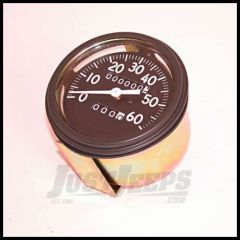 Omix-ADA Speedometer Assembly For 1942-43 M & CJ Series OE Style 0-60 Miles 17206.02