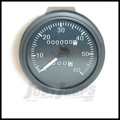 Omix-ADA Speedometer Assembly For 1944-45 M & CJ Series OE Style 0-60 Miles 17206.03