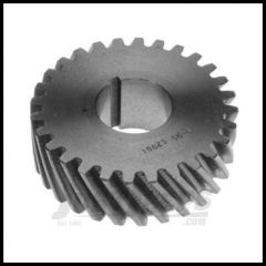 Omix-ADA Crankshaft Gear For 1948-71  Willys & M Series With 4 CYL 134 Models Without Chain 17455.02