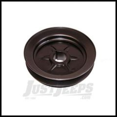 Omix-ADA Crankshaft Pulley For 1941-48 Jeep MB With 134 Engine Single Groove 17460.03