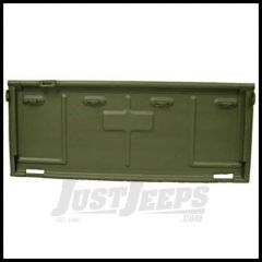Omix-ADA Tailgate Steel Authentic Style For 1950-51 Jeep M38 12005.02