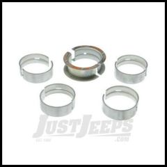 Omix-ADA Bearing Set Main For 1983-90 Jeep CJ Series, YJ & Cherokee XJ With 4 CYL 2.5L, .020 Oversized 17465.14