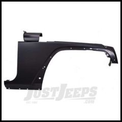 Omix-ADA Fender Front Passenger Side For 2007-11 Jeep Wrangler JK 12040.02