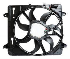 Crown Automotive Cooling Fan Module For 2012-2018 Jeep Wrangler JK 2 Door & Unlimited 4 Door 68143894AB