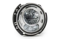 MOPAR Passenger Side LED Headlamp For 2007-18 Jeep Wrangler JK 2 Door & Unlimited 4 Door Models 68366024AA