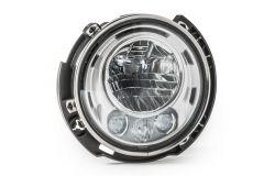 MOPAR Driver Side LED Headlamp For 2007-18 Jeep Wrangler JK 2 Door & Unlimited 4 Door Models 68366025AA
