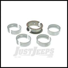 Omix-ADA Bearing Set Main For 1991-99 Jeep Wrangler YJ, TJ & Cherokee XJ With 4 CYL 2.5L, .010 Oversized 17465.19