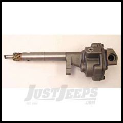 Omix-ADA Oil Pump For 1948-63 M & CJ Series With 6 CYL 226 17433.04