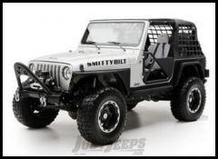 SmittyBilt SRC Front Stinger In Black Textured For 1987-06 Jeep Wrangler YJ & TJ Models 76521