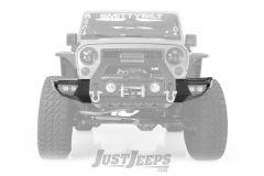 SmittyBilt Stryker Front Bumper Wings For 2007-18+ Jeep Wrangler JK/JL 2 Door & Unlimited 4 Door Models 76731