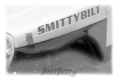 "SmittyBilt XRC Front Tube Fender Set With Built in 3"" Flare For 1997-06 Jeep Wrangler TJ & TLJ Unlimited Models 76873"