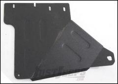 SmittyBilt XRC Transfer Case Skid Plate in Black For 2007-18 Jeep Wrangler JK 2 Door & Unlimited 4 Door Models 76920