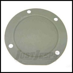 Omix-ADA Master Cylinder Access Plate For 1948-53 Jeep Willys M38 12023.37