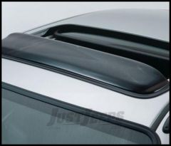 Auto Ventshade Sun Roof Windflector In Smoke For 2005-10 Jeep Grand Cherokee WK 77003