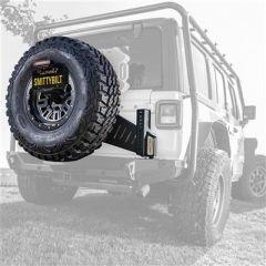 Smittybilt XRC GEN3 Tire Carrier for 18+ Jeep Wrangler JL, JLU 77857