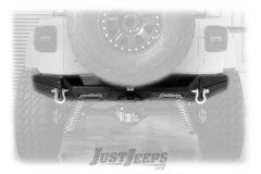 SmittyBilt XRC Gen 2 Rear Bumper For 2018+ Jeep Wrangler JL 2 Door & Unlimited 4 Door Models 77858