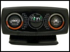 Rampage Clinometer With Compass With Jeep Unlimited JK Graphic 791006