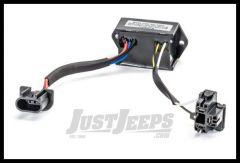 JW Speaker Pulse Width Modulation Adapter Harness H4/13 For 2007-18 Jeep Wrangler JK 2 Door & Unlimited 4 Door Models (Single) 8000311