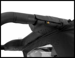 BESTOP Soundbar Cap In Black Diamond For 2007-18 Jeep Wrangler JK 2 Door & Unlimited 4 Door Models 80040-35