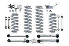 """Rubicon Express 3.5"""" Super-Ride Suspension System Without Shocks For 1993-98 Jeep Grand Cherokee ZJ Models RE8005"""