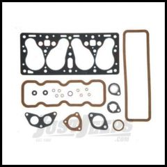 Omix-ADA Upper Engine Gasket Set For 1954-71 CJ Series With 4 Cyl 134 F-Head 17441.02