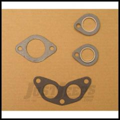 Omix-ADA Exhaust & Intake Manifold Gasket Set For 1952-71 Jeep M & CJ Series With 134 F-Head 17451.02