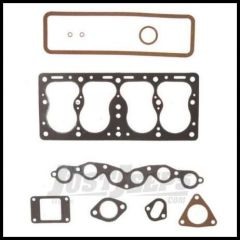 Omix-ADA Upper Engine Gasket Set For 1941-71 CJ Series With 4 Cyl 134 L-Head 17441.01