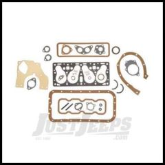 Omix-ADA Engine Overhaul Gasket & Seal Kit For 1953-71 Jeep CJ Series With 4 CYL F-Head 17440.02