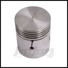 Omix-ADA Piston With Pin For 1941-71 CJ Series With 4 CYL 134 .060 Oversized 17427.05