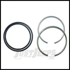 Omix-ADA Power Steering Pump Seal Kit For 1987-03 Jeep Wrangler YJ,TJ & Cherokee XJ (Valve Ring Seal Kit) 18010.04