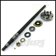 Omix-ADA AMC Model 20 With Q-Trac 2-Piece Axle Kit Driver Side For 1976-79 Jeep CJ 16530.35