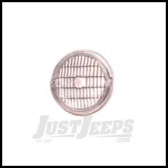 Omix-ADA Front Park Light Lamp Lens Clear for 1976-86 Jeep CJ Series 12405.08
