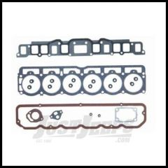 Omix-ADA Upper Engine Gasket Set For 1981-90 YJ Wrangler and CJ Series with 4.2L Engine 17441.07