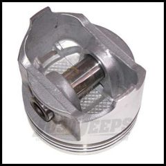 Omix-ADA Piston With Pin For 1971-91 CJ Series & Full Size With 8 CYL AMC 360 Standard Size 17427.25