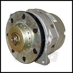 Omix-ADA Alternator 96Amp For 1980-86 CJ Series & Full Size V-Belt 17225.03