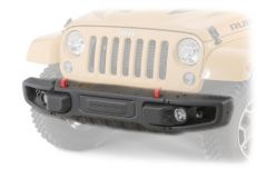 MOPAR Rubicon 10th/X Anniversary Off Road Bumper For 2007-18 Jeep Wrangler JK 2 Door & Unlimited 4 Door Models 82213653AB