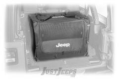 MOPAR Collapsible Pet Kennel For 2014+ Jeep Cherokee KL & 2018+ Wrangler JL 2 Door & Unlimited 4 Door Models 82213729AB