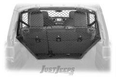MOPAR Rear Seat Dog Partition For 2018+ Jeep Wrangler JL Unlimited 4 Door Models 82215378AB