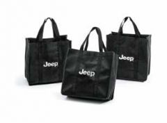 "MOPAR Shopping Bags ""Jeep"" Logo (3 Peice) For 2014+ Jeep Cherokee KL Models 82213900"