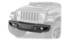 MOPAR 3 Piece Rubicon Front Bumper w/LED Fog Lights For 2018-20+ Jeep Wrangler JL & Gladiator JT Models 82215121